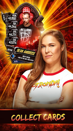 WWE SuperCard u2013 Multiplayer Card Battle Game 4.5.0.369098 screenshots 12