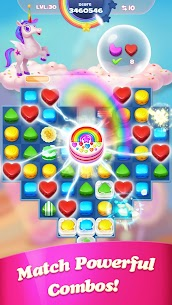 Cakingdom Match MOD (Unlimited Coins) [Latest] 1