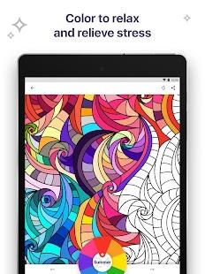 Coloring Book for Me & Mandala apk screenshot 17