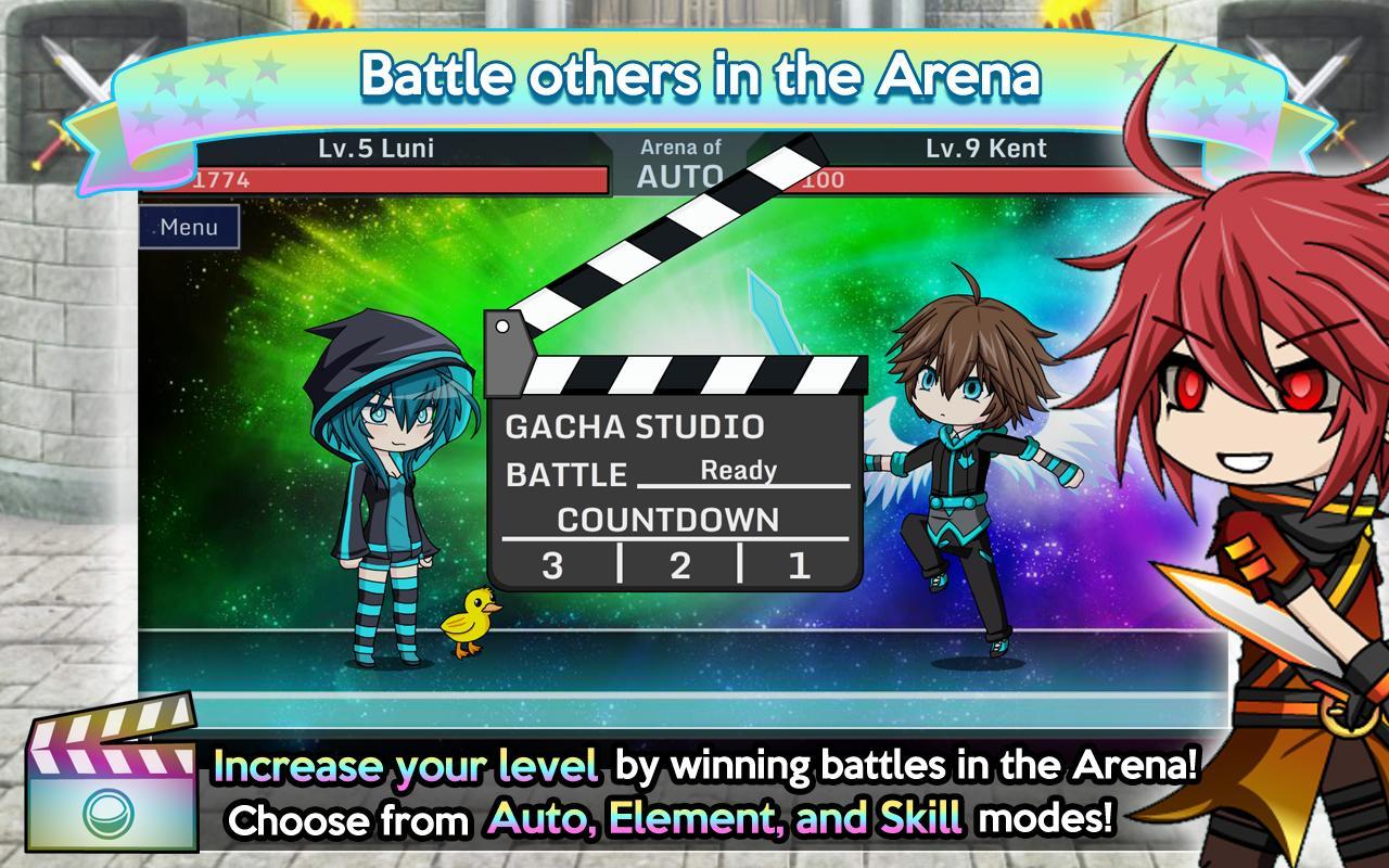 Dress up your pet game - Gacha Studio Anime Dress Up Screenshot