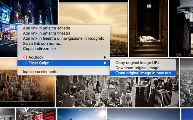 Flickr Snipr