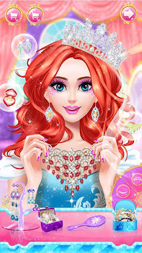 Princess dress up and makeover games 1.0 2