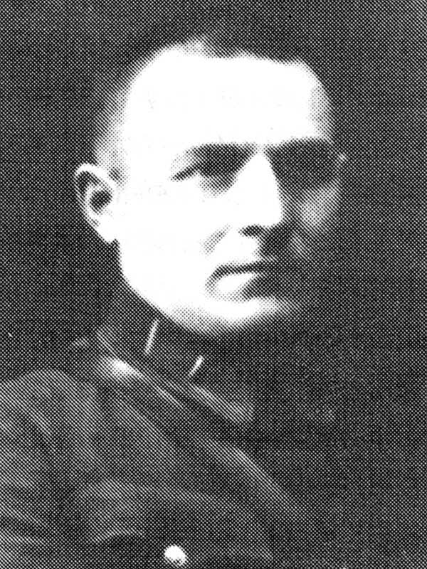 Попов Владимир Сергеевич - командир 641 гап