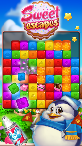 Sweet Escapes: Design a Bakery with Puzzle Games  screenshots 7
