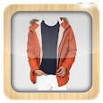 Man Jacket Photo Suit icon