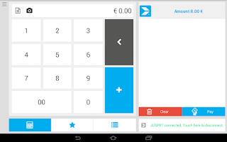 Screenshot of Jusp