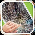 Crack screen:Broken screen icon