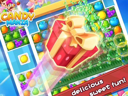 Sweet Candy Fever - New Fruit Crush Game Free 1.3.0 screenshots 10