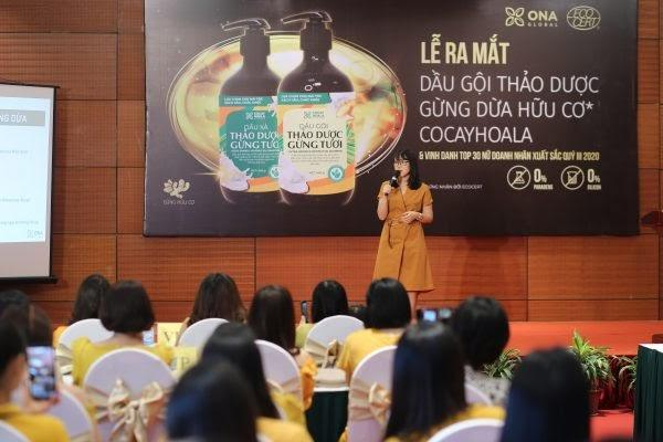 """ONA Global tưng bừng tổ chức Lễ vinh danh """"Top 30 nữ doanh nhân xuất sắc nhất của quý III năm 2020"""" - Ảnh 8"""