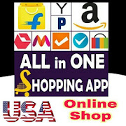 USA All In One Shopping App
