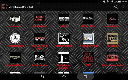 玩音樂App|金属电台全免費|APP試玩