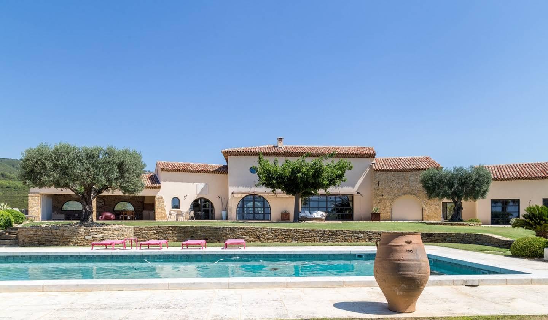 Propriété avec piscine et jardin La Cadière-d'Azur