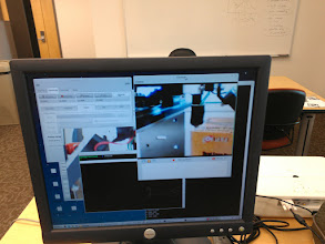 Photo: New webcam-enabled printer view.