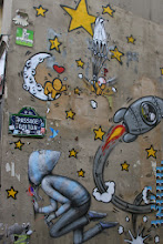 Photo: Street art - Gz'up- Oré - Seth - Jace - Paris XIIIe -La butte aux cailles