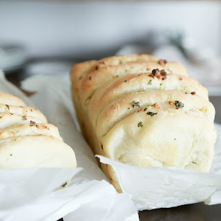 Pull Apart Garlic Bread.