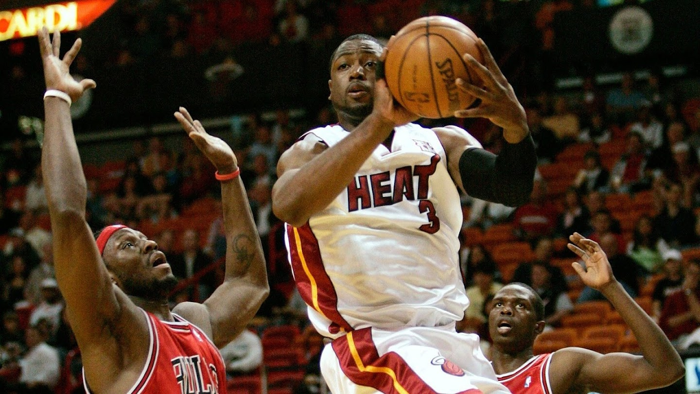 Watch High Tops: Dwyane Wade's Best Plays live