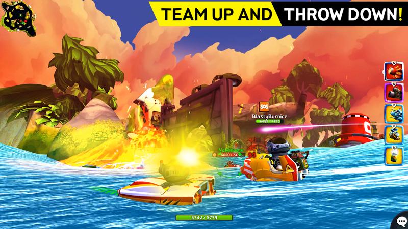 Battle Bay Screenshot 1