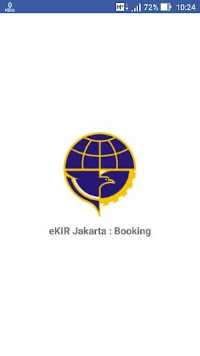 eKIR Jakarta - Booking  screenshots 1
