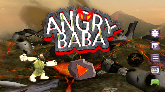 Angry BaBa Screenshot