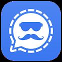 Stickers Kaka - WAStickerApps, Signal App Stickers icon