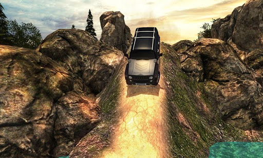 Land Cruiser Luxury Drive 2017 - screenshot