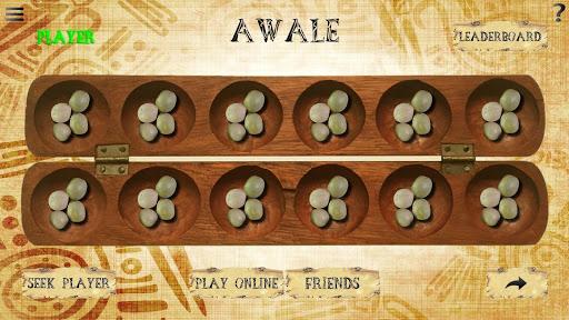 Awale Online - Oware Awari apkpoly screenshots 4