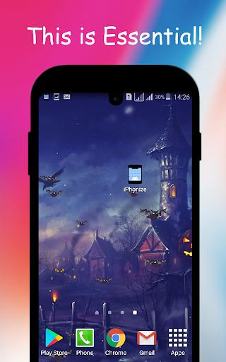 Iphone x theme premium apk | Theme for iPhone X: Color