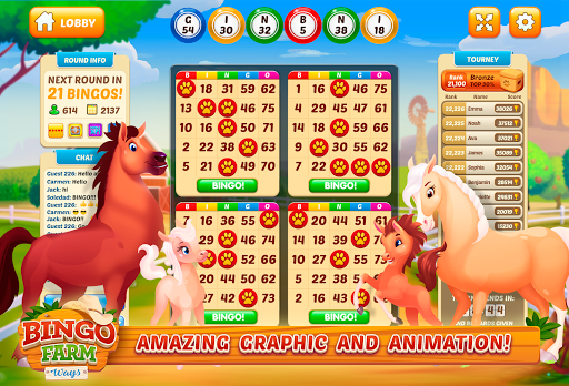 Bingo Farm Ways: Best Free Bingo Games  screenshots 11