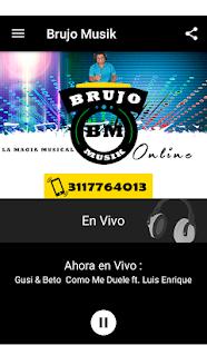 Brujo Musik - náhled