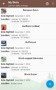 Happy Birding Journal screenshot 2