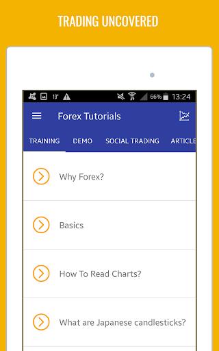 Forex Tutorials - Trading for Beginners  screenshots 15