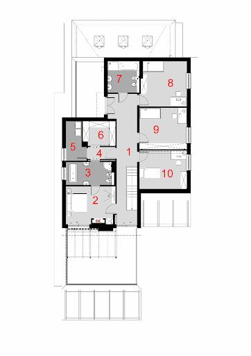 D50 - Rzut piętra