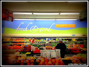 Photo: The produce dept in Lucky's was well-stocked and very inviting.