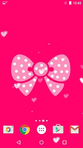玩個人化App|粉紅色 動態壁紙免費|APP試玩
