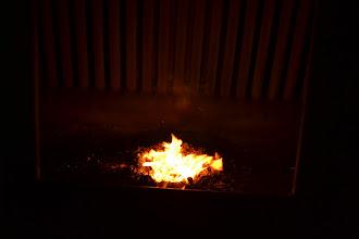 Photo: Fuego en la Caldera en TERMILENIO