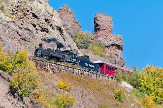Photo: Cumbres pass