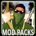 Mod Pack GTA SA icon