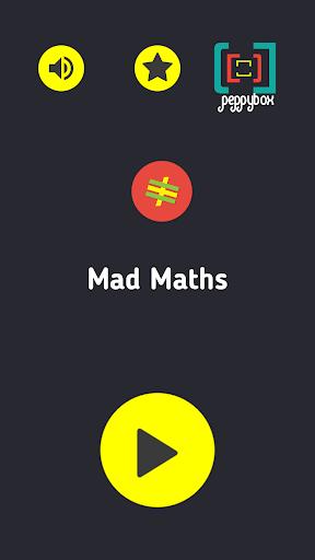 Mad Maths