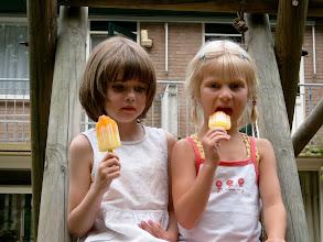 Photo: voorjaar 2004 met Maritza