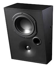 Photo: Krix Phonix Extreme on-wall speaker