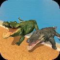 Crocodile Family Sim icon