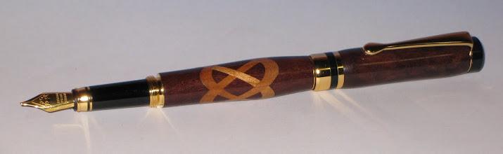 Photo: A pen for Michael