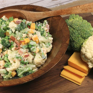 Amish-Style Broccoli Salad.