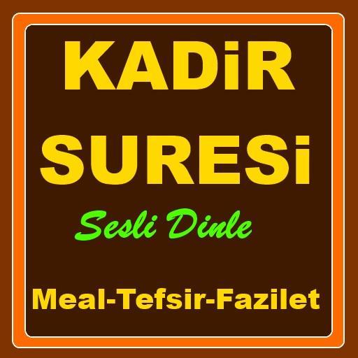 Kadir Suresi – Applications sur Google Play