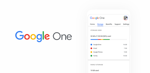 Google One - Apps on Google Play