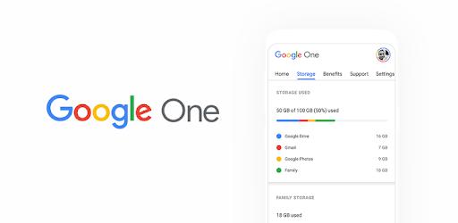 Google One – Apper på Google Play