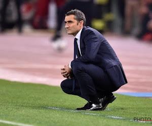"""Ernesto Valverde: """"Nous sommes dévastés"""""""