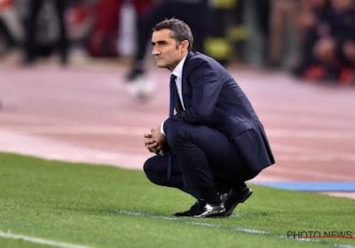 Le Barça n'a pas trouvé la faille, mais Valverde est content de son équipe