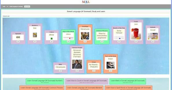Somali MAL - náhled