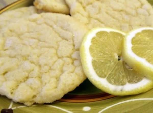 Lemony Doodles Recipe